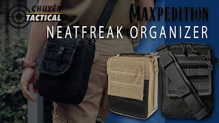 Review Túi Đeo Nhiều Ngăn Nhất Thế Giới - Maxpedition NeatFreak Organizer Chuyentactical.com