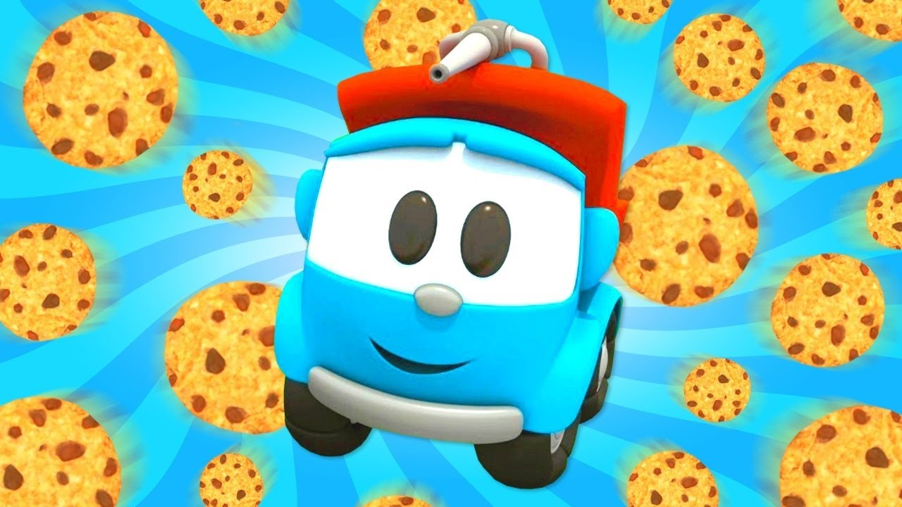 Who took the cookie song for kids & kitchen toys - Leo the truck  & @Songs for Kids