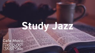Study Jazz: Relaxing Piano Jazz & Soft Bossa Playlist - Study & Work Jazz Music for Work, Study