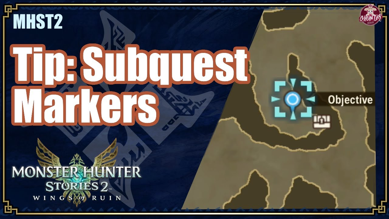 MHST2 | Tip: Subquest Markers