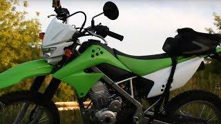 Kawasaki KLX 150 огляд. Іграшка для бездоріжжя