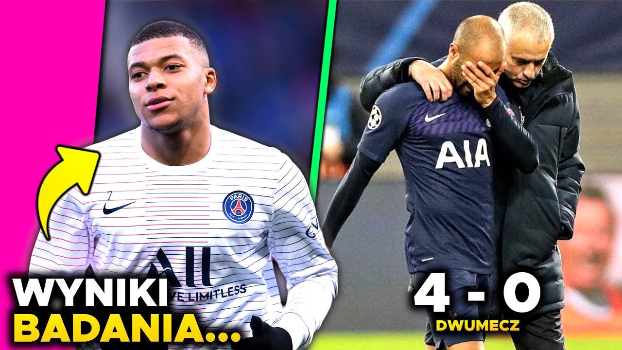 Koronawirus u Mbappe? Atalanta i Lipsk gra dalej! Mourinho i Tottenham poza Ligą Mistrzów! | LANDRI