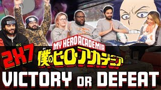 My Hero Academia - 2x7 Victory or Defeat - Group Reaction