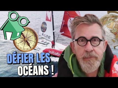 ⛵ Vendée Globe : comment ces bateaux font-ils le tour du monde !? 😯