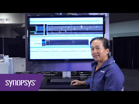 Demonstration of the Synopsys Verification IP and Controller IP Core for PCIe 5.0
