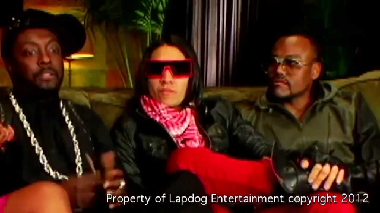 Download Black Eyed Peas: The Begining Of The End