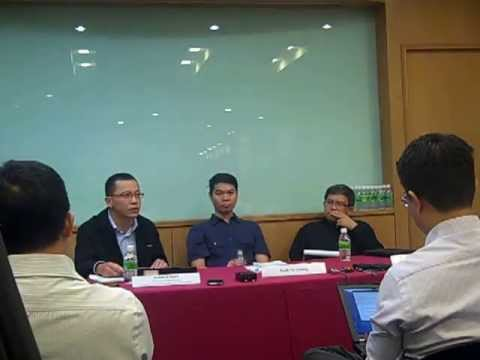 SCS/ISOC.sg forum on the MDA rules on online news sites