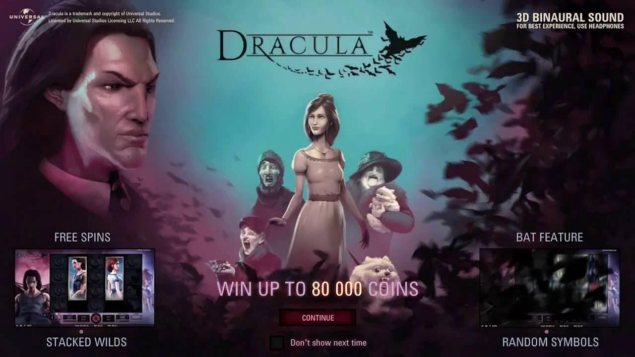 Dracula игровые автоматы игровые автоматы бес ригистрацеиеи