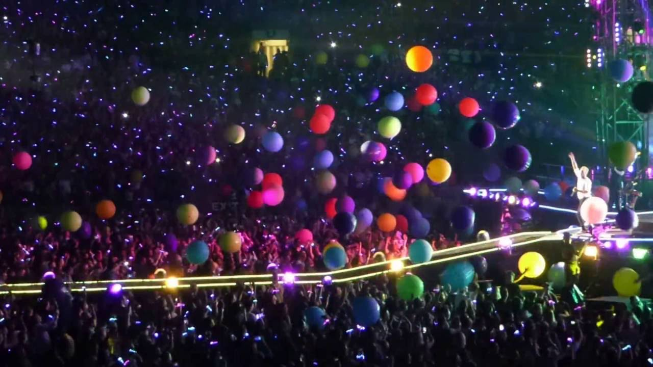 Image result for coldplay rose bowl