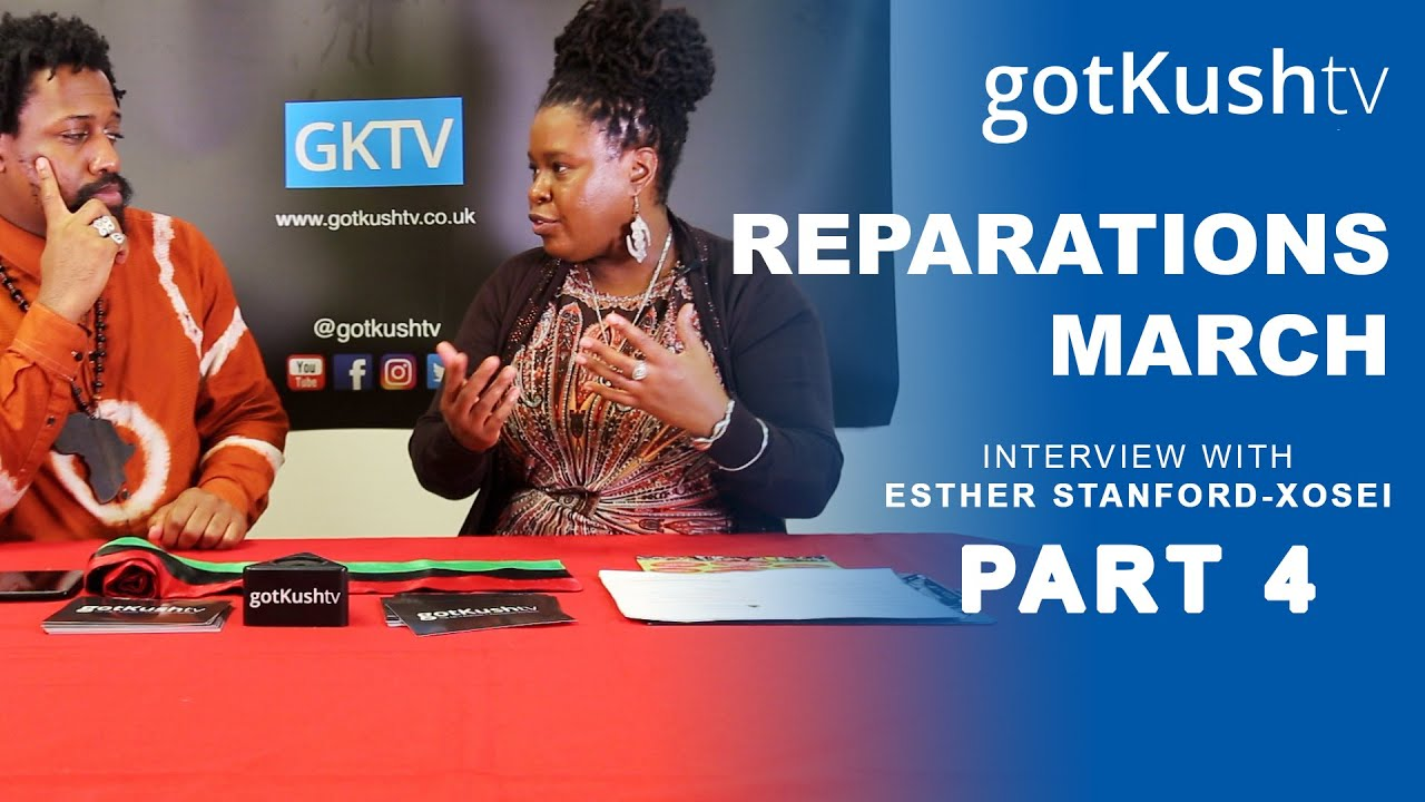REPARATIONS UK: How to Get Involved • Esther Stanford-Xosei Interview part 4