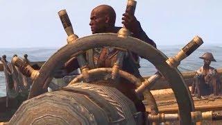 Assassin's Creed: Крик свободы (Freedom Cry) — Геймплей с комментариями на русском! (HD)