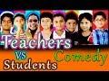 Teachers VS Students Comedy Video || Kids Funny || Storywood SW