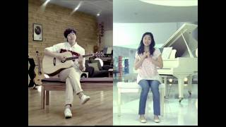 2010 Olympic Champion Queen Yu-Na Kim &Seung-Gi Lee「 World Cup KB Commercial(song:YUNA&SeungGi)」