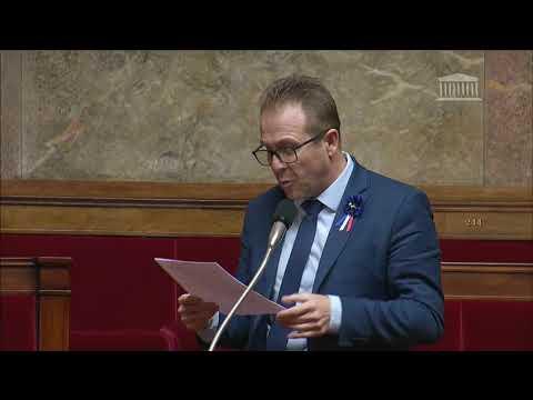 Olivier Gaillard 2ème séance : Loi de finances pour 2019 (seconde partie) question à Lecornu