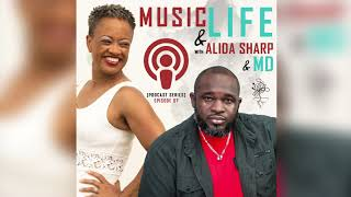 Music & Life with Alida Sharp & MD | Podcast Ep #07 | Tom Sharp & His Art Journey