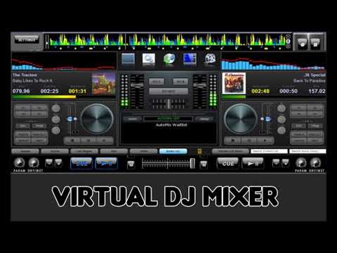 download Virtual DJ Music Mixer APK android - YouTube