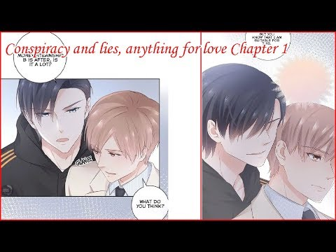 Conspiracy And Lies, Anything For Love Chapter 1 Manga Yaoi Bl Boys Love Boysxboys