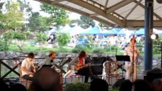 ウクレレピクニック2009で栗コーダーカルテットが演奏した、マイケ...
