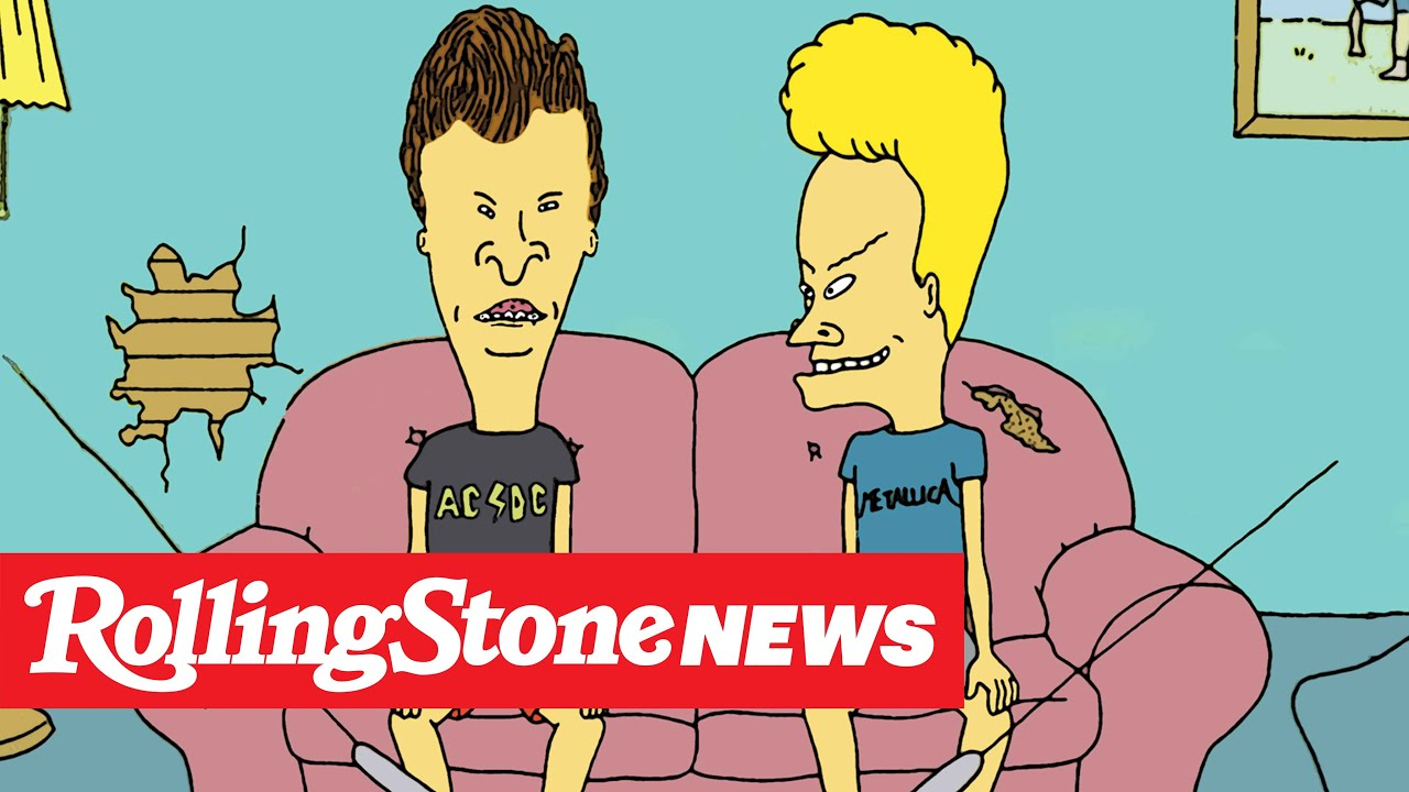 'Beavis and Butt-Head' Reimagining to Air on Comedy Central | RS News 7/2/20