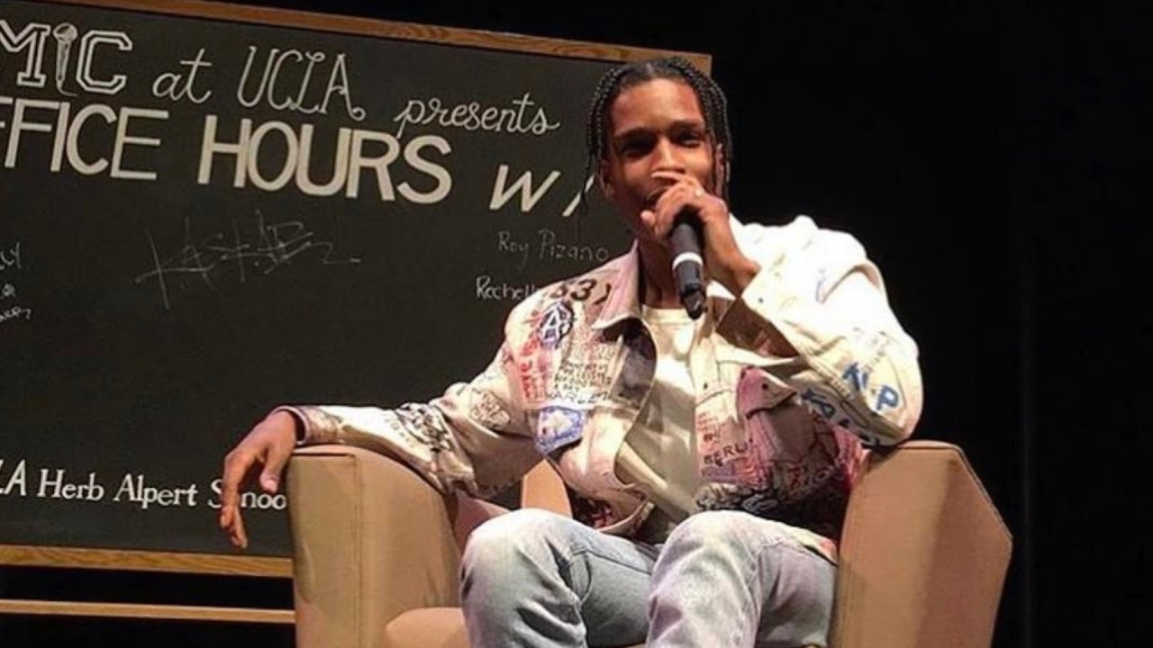 asap rocky rips gold chain wearing rappers quotthey cant
