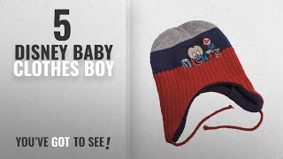 Top 10 Disney Baby Clothes Boy [2018]: BEAUTIFUL (!) Official Disney Mickey Mouse BLUE, RED & GREY