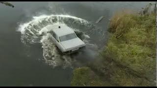 Секретные поручения (2006) 9 серия - car chase scene