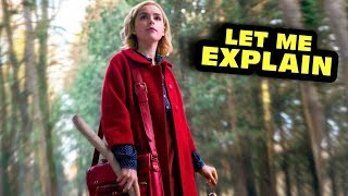 The Chilling Adventures of Sabrina Explained in 17 Minutes thumbnail