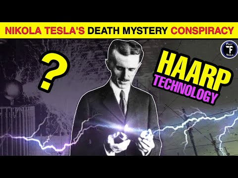 Nikola Tesla Inventions In Hindi   Haarp Technology   Fact Table