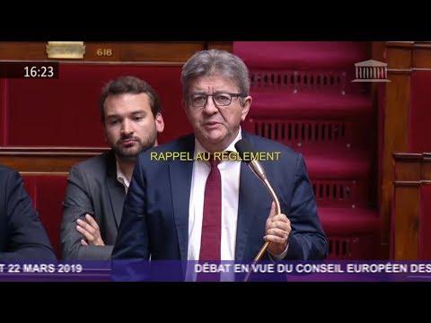 UN MINISTRE N'A PAS À TRAITER DE MENTEUR UN DÉPUTÉ !