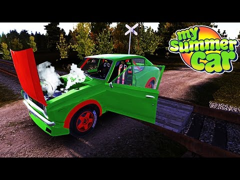 my summer car how to put motor in