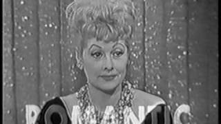 I've Got A Secret with Johnny Carson & Lucille Ball (3 of 3)