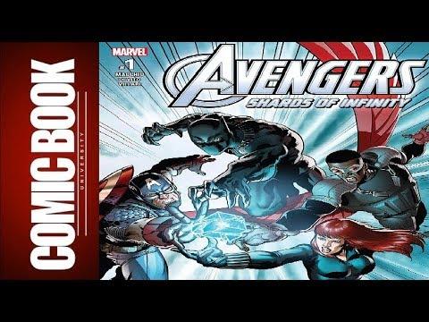 Avengers Shards Of Infinity #1 | COMIC BOOK UNIVERSITY