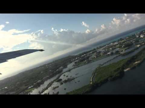 Cayman Airways B737-300 Takeoff & Landing into MIA