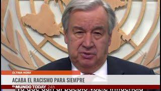 Acaba el racismo tras el derribo de varias estatuas clave | El Mundo Today 24H