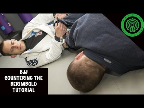 BJJ Countering the Berimbolo Tutorial