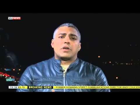 Mohammed Fahmy Accuses Al Jazeera Of
