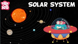 Solar System | The Dr. Binocs Show | Learn Series For Kids