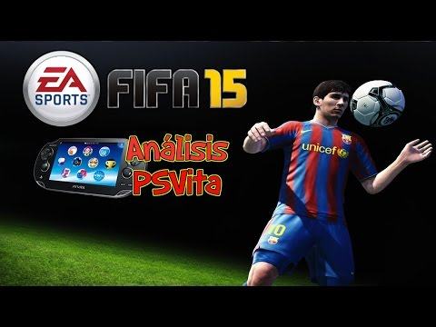 LPtG HD - FIFA 15 PSVita [Análisis | Review | Gameplay]