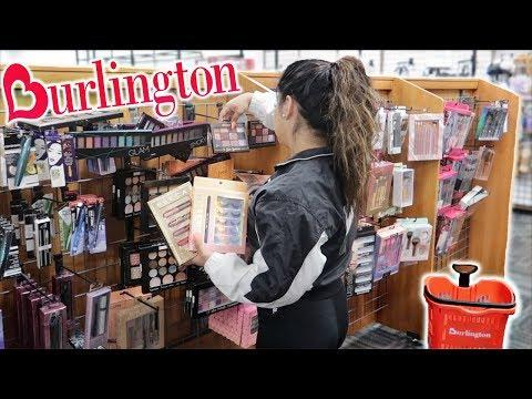 BURLINGTON UNBELIEVABLE MAKEUP FINDS! *STEALS AND DEALS*