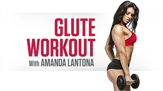BSN® Insider Training - Glute Workout with Amanda Latona