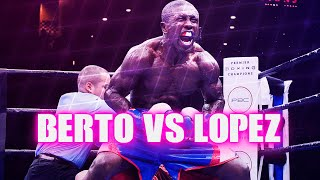Andre Berto vs Josesito Lopez (Highlights)