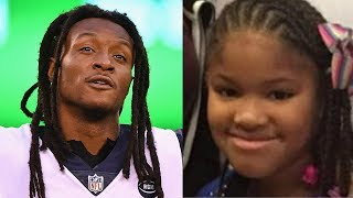 DeAndre Hopkins Donates ENTIRE NFL Playoff Check To Murdered Girl Jazmine Barnes Family