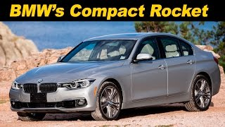 2016 BMW 3-Series (340i) Review and Road Test - DETAILED in 4K UHD!