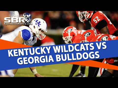 College Football Betting | Kentucky Wildcats vs Georgia Bulldogs Preview | Week 12 Free Picks