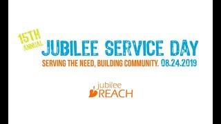 Jubilee Service Day 2019