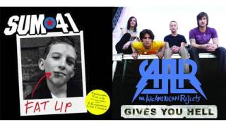My Fat Lip Gives You Hell - (Sum 41 vs The All-American Rejects)