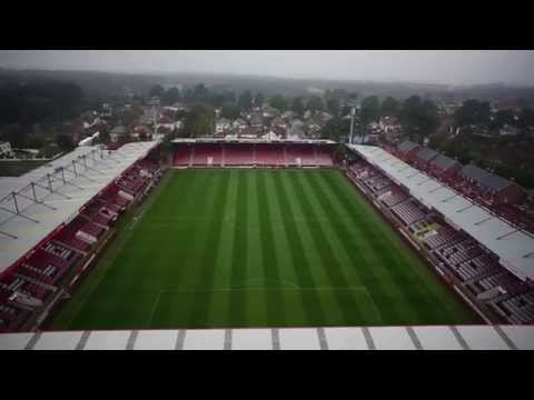 Goldsands Stadium aka Dean Court