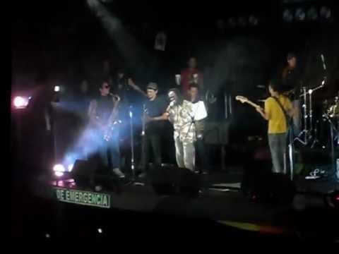 SYLFORD WALKER - Burn Babylon ( INNA TOWN 2012 MEX CITY LIVE )