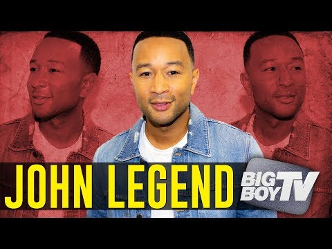Home Grown Radio - John Legend on Being The Sexist Man Alive, Chrissy Teigen + More