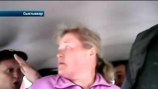 В Сыктывкаре пьяный дебош устроила неадекватная семья